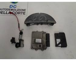 Kit chiave OPEL Corsa C 5P 2° Serie