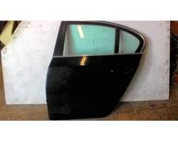 Portiera Posteriore Sinistra BMW Serie 5 E60