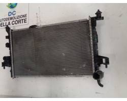 Radiatore acqua OPEL Corsa C 5P 2° Serie