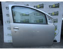 Portiera anteriore Destra TOYOTA Aygo 1° Serie