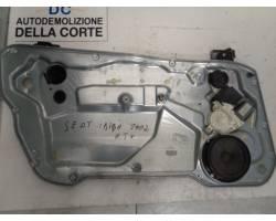 Cremagliera anteriore sinistra Guida SEAT Ibiza 4° Serie