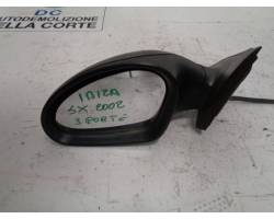 Specchietto Retrovisore Sinistro SEAT Ibiza 4° Serie