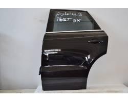 Portiera Posteriore Sinistra AUDI Q3 1° Serie