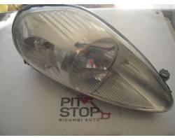 Faro fanale anteriore DX Passeggero a LED FIAT Grande Punto 1° Serie