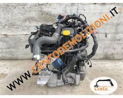 MOTORE COMPLETO RENAULT Captur Serie 1500 Diesel K9KF6 6000 Km 080,00 Kw  (2016) RICAMBIO ...