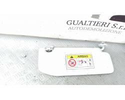 Parasole aletta anteriore Lato Guida PEUGEOT 208 1° Serie