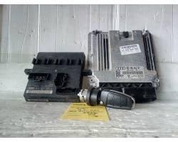Kit avviamento motore AUDI A4 Avant 3° Serie