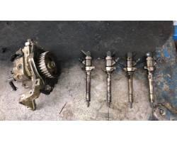 Kit pompa ed iniettori FORD C - Max Serie