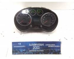 Contachilometri AUDI A3 4° Serie