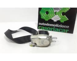 Cintura di Sicurezza anteriore Destra con pretensionatore TOYOTA Aygo 1° Serie