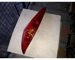 Stop fanale Posteriore sinistro lato Guida FIAT Punto Berlina 3P 2° Serie