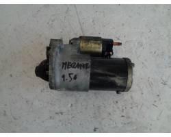 Motorino d' avviamento RENAULT Megane ll 1° Serie