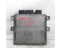 Centralina motore CITROEN C1 1° Serie