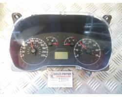 Quadro Strumenti FIAT Grande Punto 1° Serie