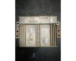 Centralina motore PEUGEOT 206 1° Serie