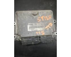 Centralina motore FIAT Stilo Berlina 3P