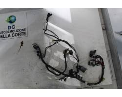 Impianto elettrico motore Yamaha FZ6 600cc