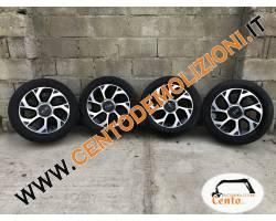 Cerchi in lega FIAT 500 L 1°  Serie