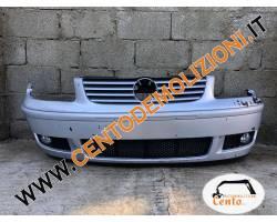 PARAURTI ANTERIORE COMPLETO VOLKSWAGEN Polo 3° Serie 1400 Diesel   Km  (2001) RICAMBIO US...