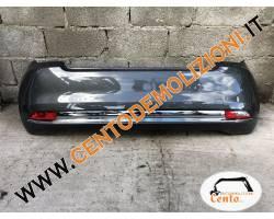 Paraurti Posteriore completo FIAT 500 1° Serie