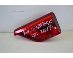 Stop Posteriore Destro Integrato nel Portello KIA Sportage 4° Serie