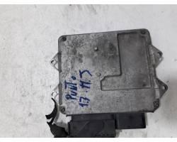 Centralina motore FIAT Punto Berlina 3P 3° Serie