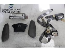 Kit Airbag Completo CITROEN Xsara Picasso 1° Serie