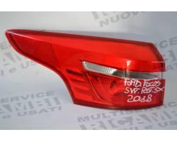 Stop fanale Posteriore sinistro lato Guida FORD Focus S. Wagon 5° Serie