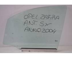 Vetro scendente anteriore Sinistro OPEL Zafira A