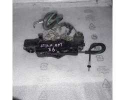 SERRATURA ANTERIORE DESTRA FIAT Stilo Berlina 5P Benzina  (2001) RICAMBI USATI