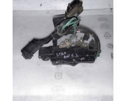 SERRATURA ANTERIORE DESTRA FIAT Stilo Berlina 5P Benzina  (2004) RICAMBI USATI