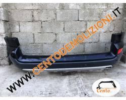 30678966 PARAURTI POSTERIORE COMPLETO VOLVO XC90 1° Serie 2700 Diesel   Km  (2007) RICAMB...