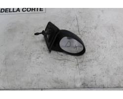 SPECCHIETTO RETROVISORE DESTRO PEUGEOT 107 1° Serie 1000 Benzina  (2007) RICAMBI USATI