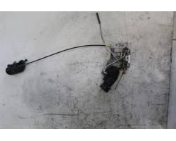 SERRATURA ANTERIORE SINISTRA PEUGEOT 107 1° Serie 1000 Benzina  (2007) RICAMBI USATI