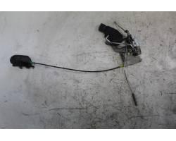 SERRATURA ANTERIORE DESTRA PEUGEOT 107 1° Serie 1000 Benzina  (2007) RICAMBI USATI