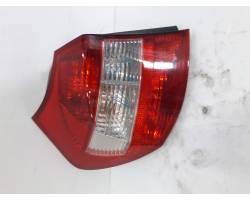 STOP FANALE POSTERIORE SINISTRO LATO GUIDA BMW Serie 1 E87 2° Serie 2000 Diesel  (2008) RICAMBI USATI