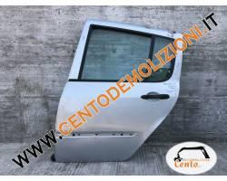 Portiera Posteriore Sinistra RENAULT Modus 1° Serie