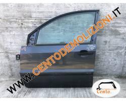 PORTIERA ANTERIORE SINISTRA FORD Fusion 2° Serie 1400 Diesel  (2006) RICAMBI USATI