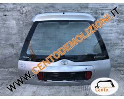 PORTELLONE POSTERIORE TOYOTA Corolla S. Wagon 1° Serie 1400 Diesel   Km  (2000) RICAMBIO ...