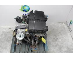 Motore Completo TOYOTA Yaris 1° Serie
