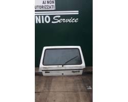 PORTELLONE POSTERIORE FIAT Panda 1° Serie 750 Benzina  RICAMBI USATI