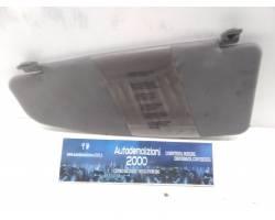 Parasole aletta anteriore Lato Guida FIAT Doblò 1° Serie
