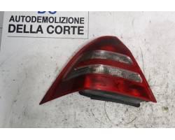Stop fanale Posteriore sinistro lato Guida MERCEDES Classe C Berlina W203