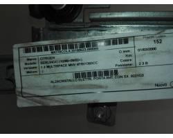 Cremagliera anteriore sinistra Guida CITROEN Berlingo 1° Serie