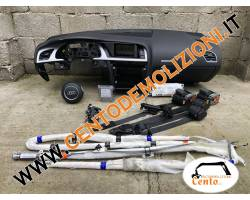 KIT AIRBAG COMPLETO AUDI A5 Sportback Restyling 2000 Diesel   Km  (2016) RICAMBIO USATO