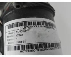 Motorino Tergicristallo Anteriore TOYOTA Aygo 1° Serie