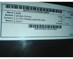 Servofreno AUDI Q3 1° Serie