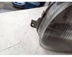 Faro anteriore Sinistro Guida RENAULT Twingo 2° Serie