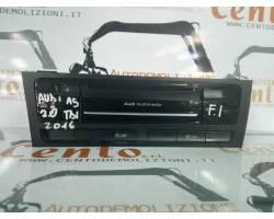 Autoradio AUDI A5 Sportback Restyling