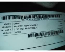 Servofreno BMW X5 2° Serie